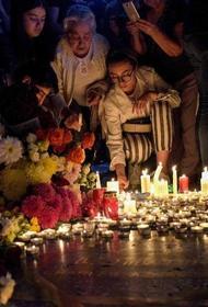 Акция памяти погибших проходит в Ереване