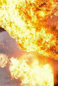 На севере Москвы во время пожара погиб человек