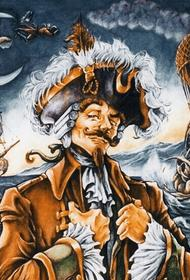 Настоящему барону Мюнхгаузену исполнилось бы в этом году 300 лет