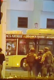 В Белоруссии на акциях протеста задержали более 500 человек
