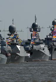 В этот день, в 1722 году Петр I повелел сформировывать Каспийскую флотилию