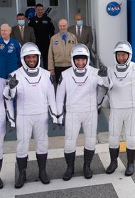 На орбите вторая пилотируемая экспедиция Crew Dragon