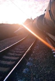 Во Владимирской области с рельсов сошел грузовой поезд с мазутом