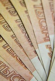 Полиция нашла подушку с примерно 1, 3 млрд рублей, которую выбросила в окно супруга задержанного мэра Томска Ивана Кляйна
