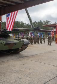 Танковые батальоны корпуса морской пехоты США будут перевооружены