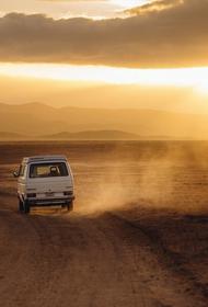 В Иркутской области коммунальщики посыпали одну из дорог песком с человеческими останками