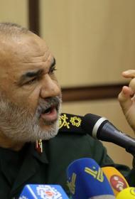 Иран будет мстить США за убийство Сулеймани и призывает Багдад сделать то же самое