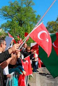 В сети появилось видео антироссийской манифестации прошедшей в Баку