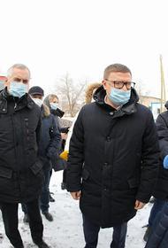 Алексей Текслер озвучил планы по строительству медицинских учреждений