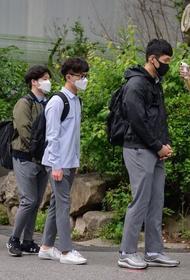 Из-за COVID-19 в столичном регионе Южной Кореи ужесточают ограничения
