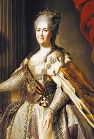 В этот ноябрьский день в 1796 году скончалась Екатерина Великая, завершился золотой век отечества нашего