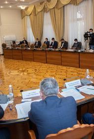 Вопросы развития Тбилисского района в условиях пандемии обсудили в ЗСК