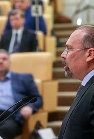 Аудитора Счетной палаты Михаила Меня везут на допрос в СК России