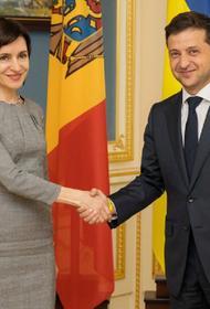 На Украине занялись подготовкой к визиту нового президента Молдавии