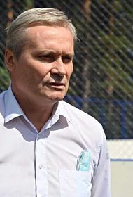 Замминистра спорта Иркутской области Павел Богатырев о работе в услових пандемии