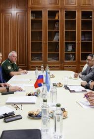 Высокопоставленные представители МО РФ и ООН говорили о послевоенном восстановлении Сирии
