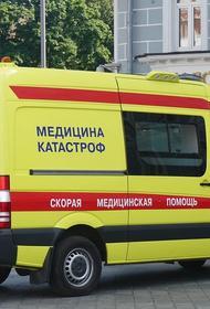 В Амурской области из-за взрыва на судостроительном заводе пострадали четыре человека