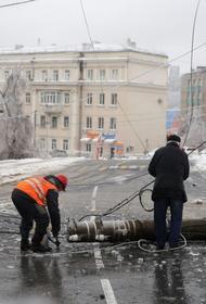 Хабаровск поможет оставшемуся без света Приморью