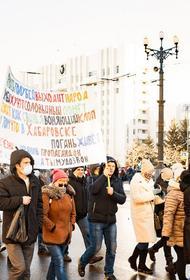 В Хабаровске на семь суток арестовали юриста из-за участия в протестах
