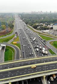 Автоэксперт: Строительство новых дорог в Москве позволяет снизить нагрузку на ТТК и МКАД