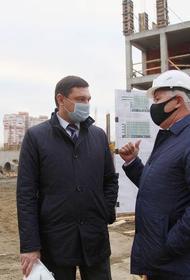 В микрорайоне Гидростроителей Краснодара появится Центр водных видов спорта