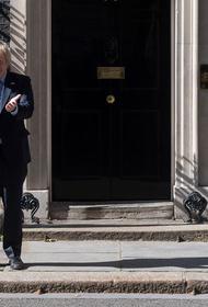 Премьер Британии рассказал о своей самоизоляции
