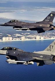 Пентагон перебрасывает ударную авиацию из Германии на Ближний Восток