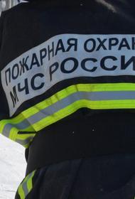 При пожаре в многоквартирном доме в Астрахани погиб ребенок