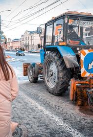 Минэкологии потребовало усилить работу по уборке улиц от мэрии Челябинска