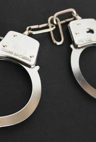 Мужчину, который подозревается в краже имущества, задержали в Москве