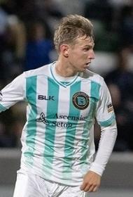 В США российского футболиста отстранили от игр за отказ преклонить колено