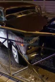 В Сочи произошла авария с