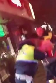 По факту столкновения подростков и полицейских в Краснодаре возбуждено дело