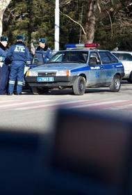В Сочи задержали мотоциклиста, который катался по городу в форме инспектора ДПС
