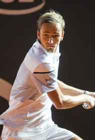 Лучший теннисист России Даниил Медведев обыграл первую, вторую и третью ракетки мира