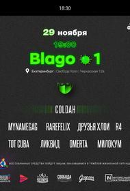 В Екатеринбурге состоится благотворительный концерт с участием топовых фрешменов