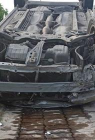 Пьяный водитель, сбивший в Хабаровске отца и сына, осужден на девять лет