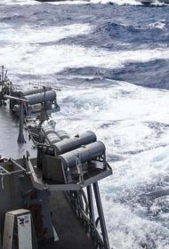 Доктор военных наук Сивков назвал возможную цель нарушения границы России эсминцем ВМС США