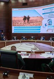 В Минобороны России прошло итоговое заседание Комиссии по инновационным проектам и технологиям