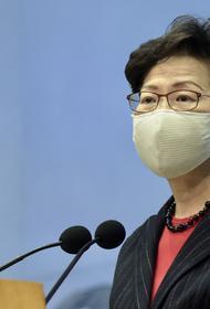 Гонконг назвал эффективным скандальный закон