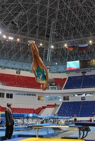 В Сочи пройдёт чемпионат России по прыжкам на батуте
