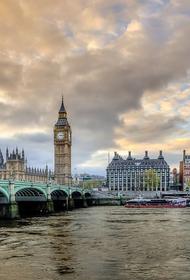 Глава британского Минфина Сунак заявил о сильнейшем за 300 лет спаде экономики в стране