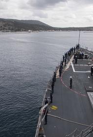Сайт Avia.pro: американский эсминец Donald Cook может прорваться в Керченский пролив