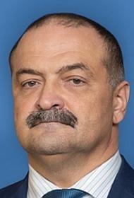 У врио главы Дагестана Сергея Меликова обнаружили коронавирус