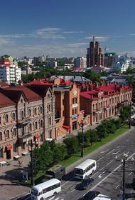Улица в Хабаровске попала в топ самых красивых в стране по версии Варламова