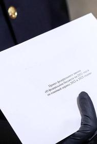 В Госдуме раскрыли приоритеты федерального бюджета на 2021–2023 гг, закон о котором принят 26 ноября