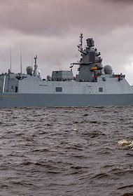 Опубликовано видео пуска гиперзвуковой ракеты «Циркон» с фрегата «Адмирал Горшков» в Белом море