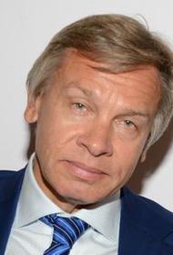 Пушков прокомментировал слова министра обороны Германии о разговоре с Россией «с позиции силы»: «Не выйдет»