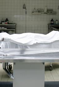 Морг ковидного госпиталя в Хабаровском крае переполнен