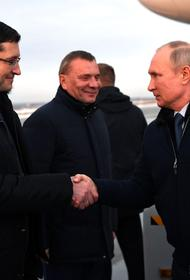 Путин поправил нижегородского губернатора за фразу о «тяжелом» времени